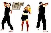Latihan otot bahu elbow strike