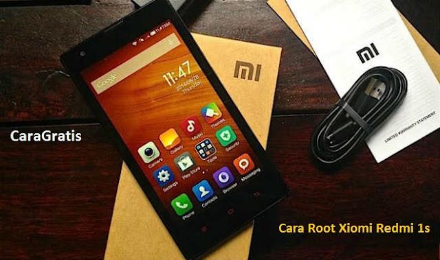 Cara Root Xiaomi Redmi 1s Tanpa PC Terbaru