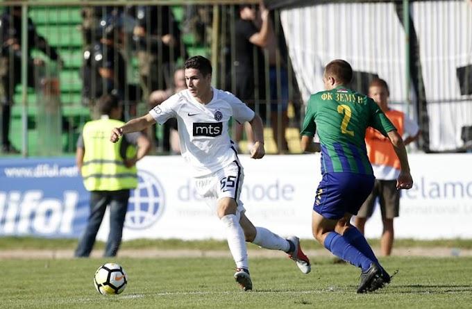 Pantić: Bio je to lep pogodak, stadion da bude pun protiv Nordsjilanda! (VIDEO)