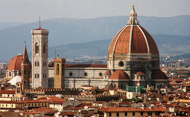 Basilica di Santa Maria del Fiore em Florença