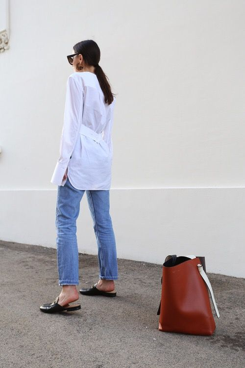 Zina Fashion Vibe Gucci Loafers Celine Bag