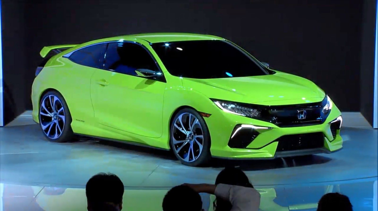 "New Honda Civic Concept Previews ""Epic"" 2016 Production"