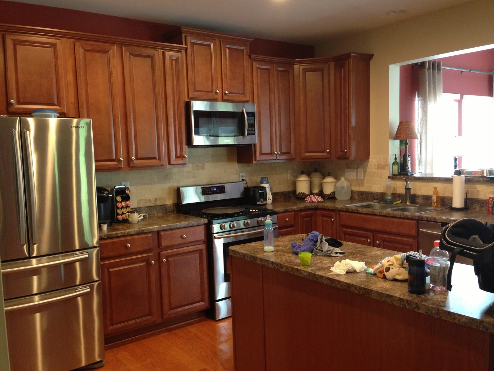 renew with color kitchen cabinets in spanish