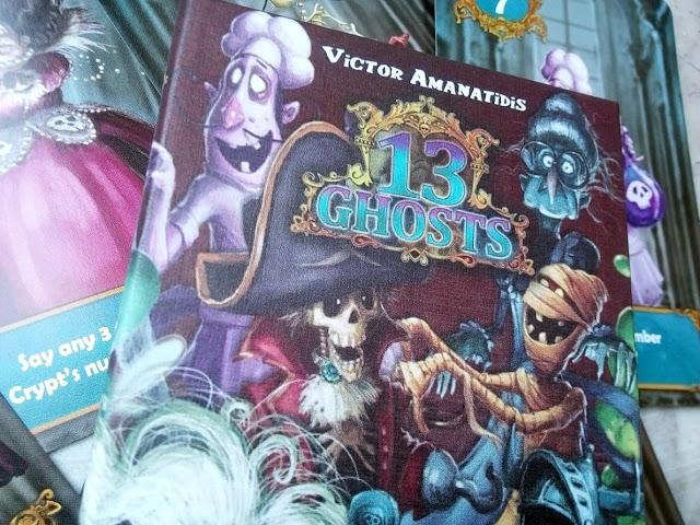 """""""13 Ghosts"""", il microgioco veloce e spettrale"""