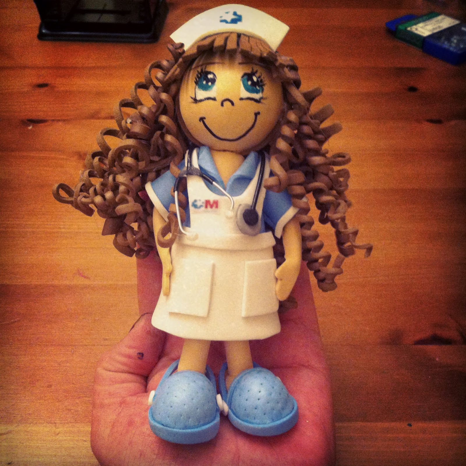 Fofullavero enfermera