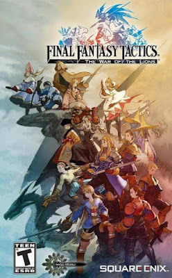 Final Fantasy Tactics The War of The Lions PPSSPP