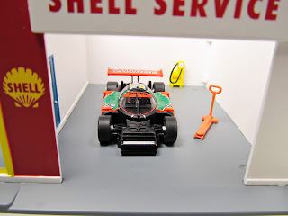 tomica garage