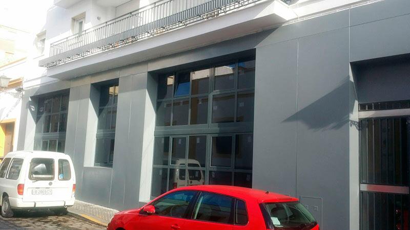 Estudio Honorio Aguilar - Calle Guadalquivir