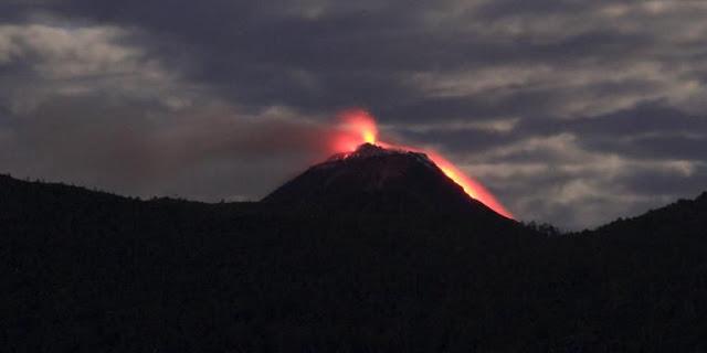 Ada Apa Dengan Bumi, Bencana Berturut-turut Gempa Tsunami Gunung Meletus, Ini Tanda Akhir Zaman