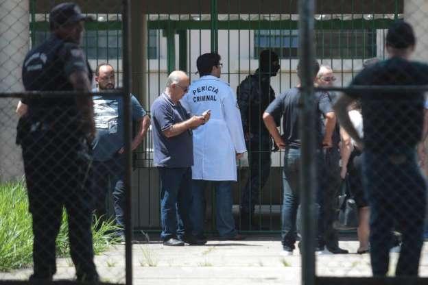 BBUJqXH - Veja fotos do massacre em Suzano