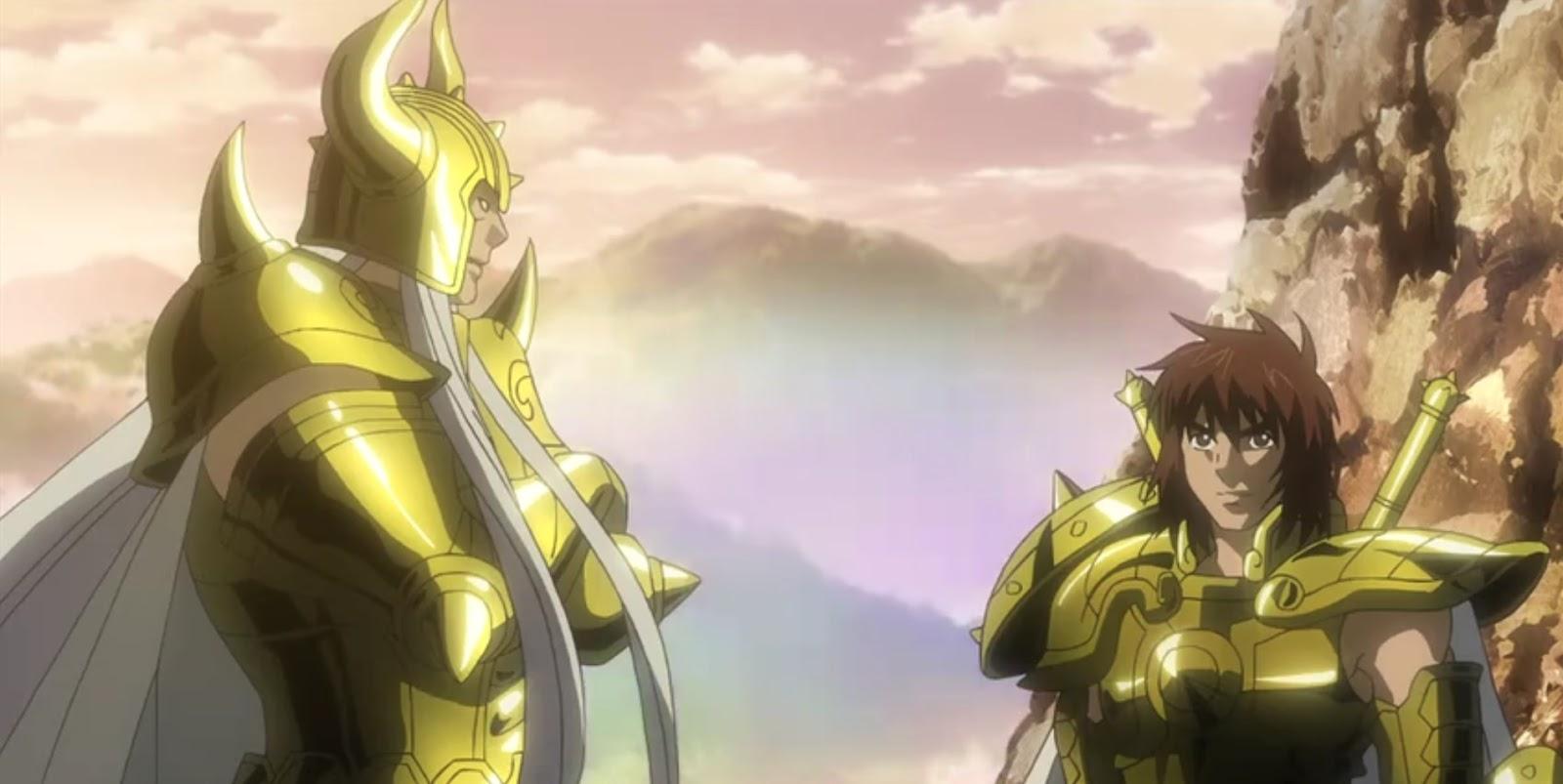 Saint Seiya: The Lost Canvas Episodio 09 Dublado