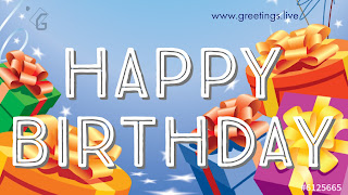Fresh Happy birthday greetings live HD