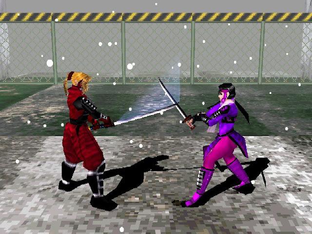 Bushido Blade screenshot 3