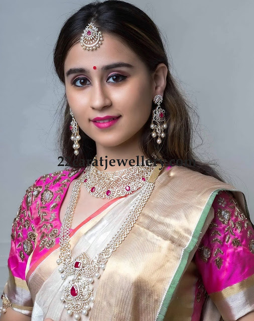 Simrath Juneja Diamond Wedding Jewelry