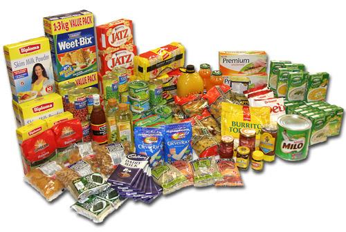 Australian Packaged Food Market