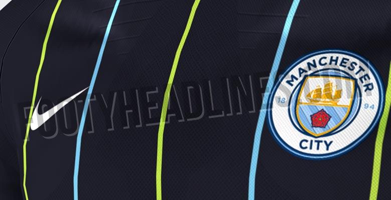 save off 237b4 5d9c5 Manchester City 18-19 Away Kit Leaked   Futbolgrid