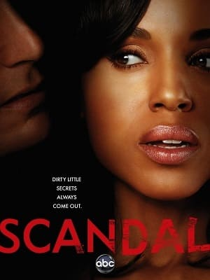 Série Scandal - 3ª Temporada 2013 Torrent