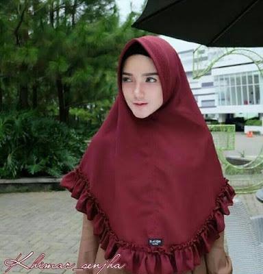 jilbab pashmina langsung pakai terbaru