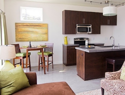 Desain Dapur Minimalis Trend 2016
