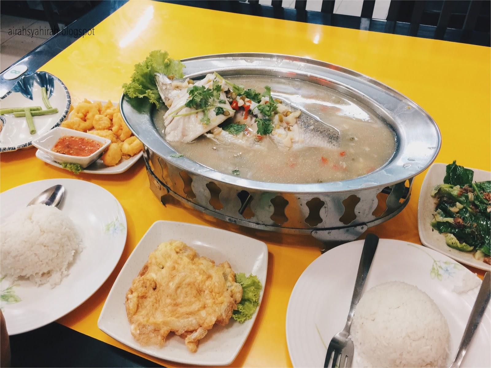 Tempat Makan Menarik di Johor: Restoran Sayam johor