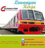 Lowongan Kerja PT KAI Commuter