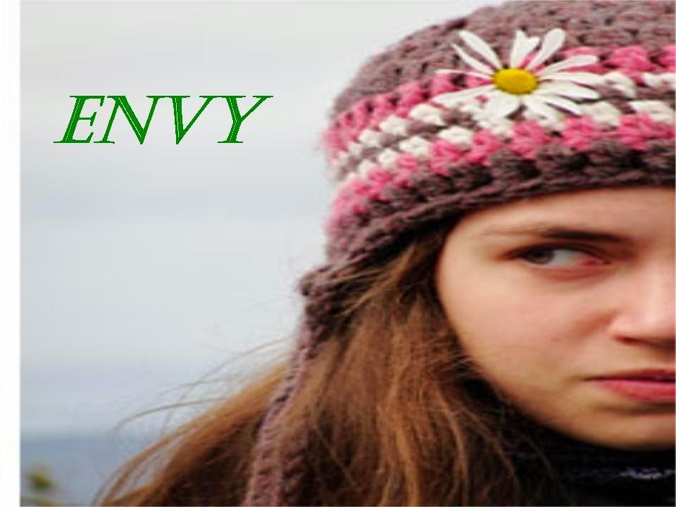 Sermon On Envy