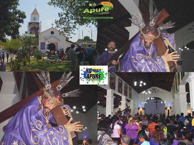 APURE: Nazareno de Achaguas el Santo Patrón de los Llaneros. Vídeo/Audio. HISTORIA.