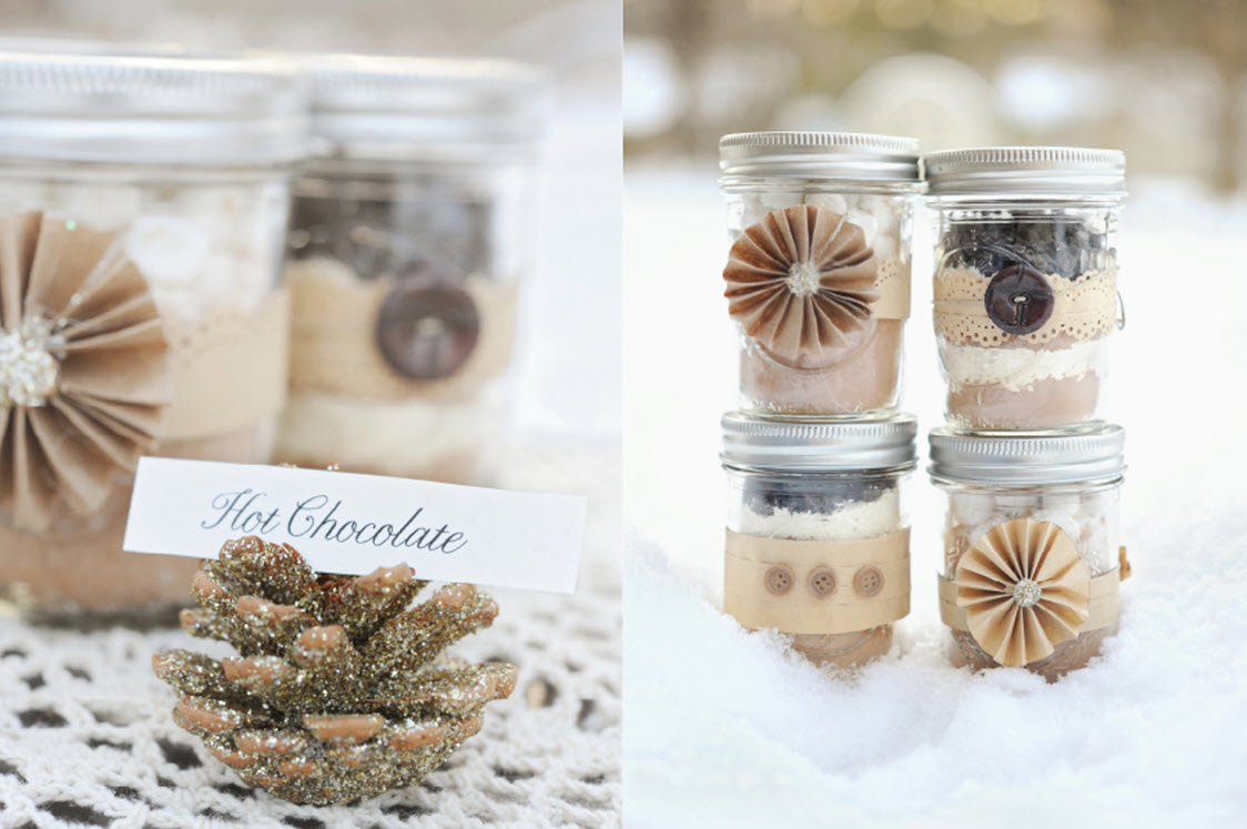 Winter Wedding Gifts: Celebrations At Home