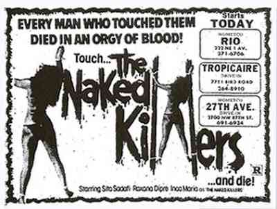 The Naked Killers 1977 Watch Online