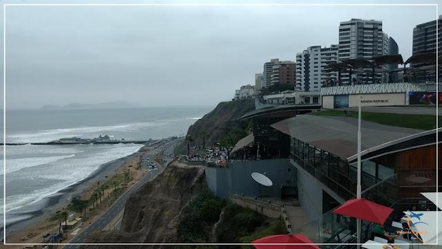 Shopping Larcomar, Lima, Peru