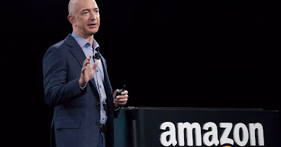 Amazon Chief Executive Officer Jeff Bezos