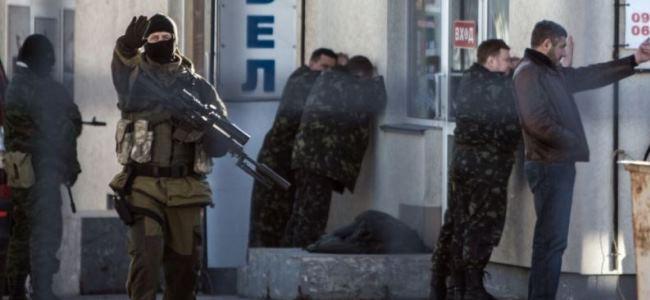 Крим: перша кров російсько-української війни