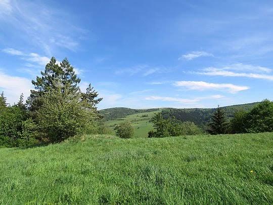 Widok w kierunku Grzywackiej Góry.