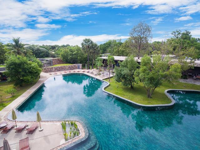 Hôtel Templation à Siem Reap