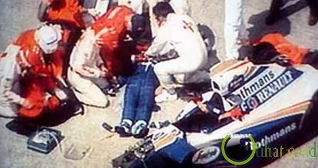 Ayrton Senna (FORMULA 1)