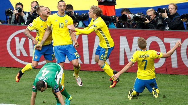 Euro 2016 - Suède vs Irlande 1-1 - Résumé du match - Tous les buts