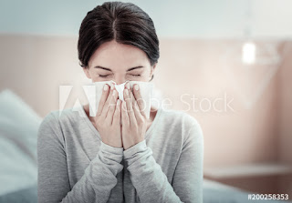 Treatment of cold, cough, and tilting, (सर्दी, खांसी, ओर झुकाम का इलाज,)