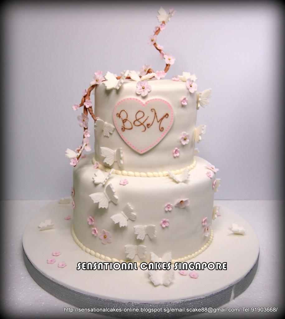 Most Beautiful Sugar Free Birthday Cakes