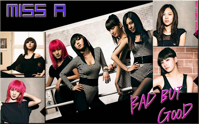 Miss A Bad but Good