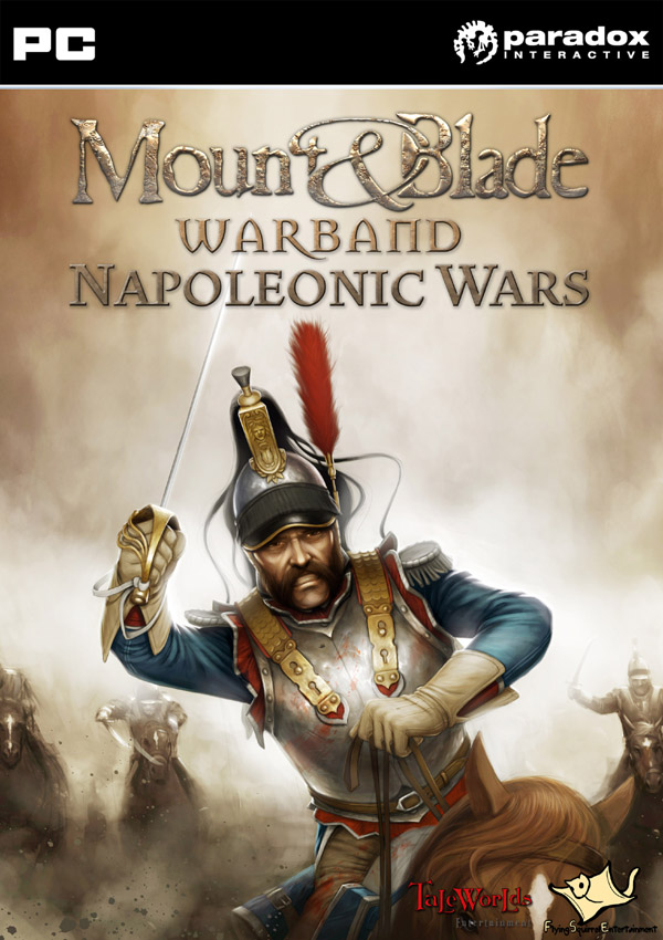 Mount and Blade Warband Napoleonic Wars Download Cover Free Game