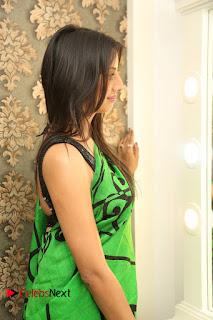 Actress Sanjjanaa Pictures at Naturals Salon Launch at Kavuri Hills  0076.JPG