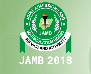 2018 UTME Mop-Up Examination Slip Printing Guidelines - 2018/2019