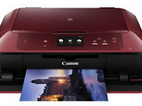 Canon PIXMA MG7765 For Win, Mac, Linux