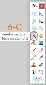 6 C -Ferramenta_ Varinha Mágica