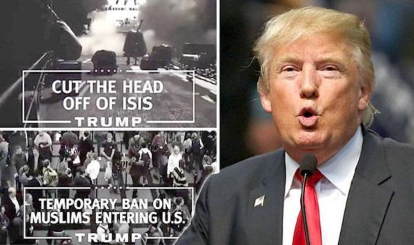 Τραμπ: Η απομάκρυνση του Ασαντ δεν είναι η προτεραιότητα, αλλά η εξάλειψη του ISIS