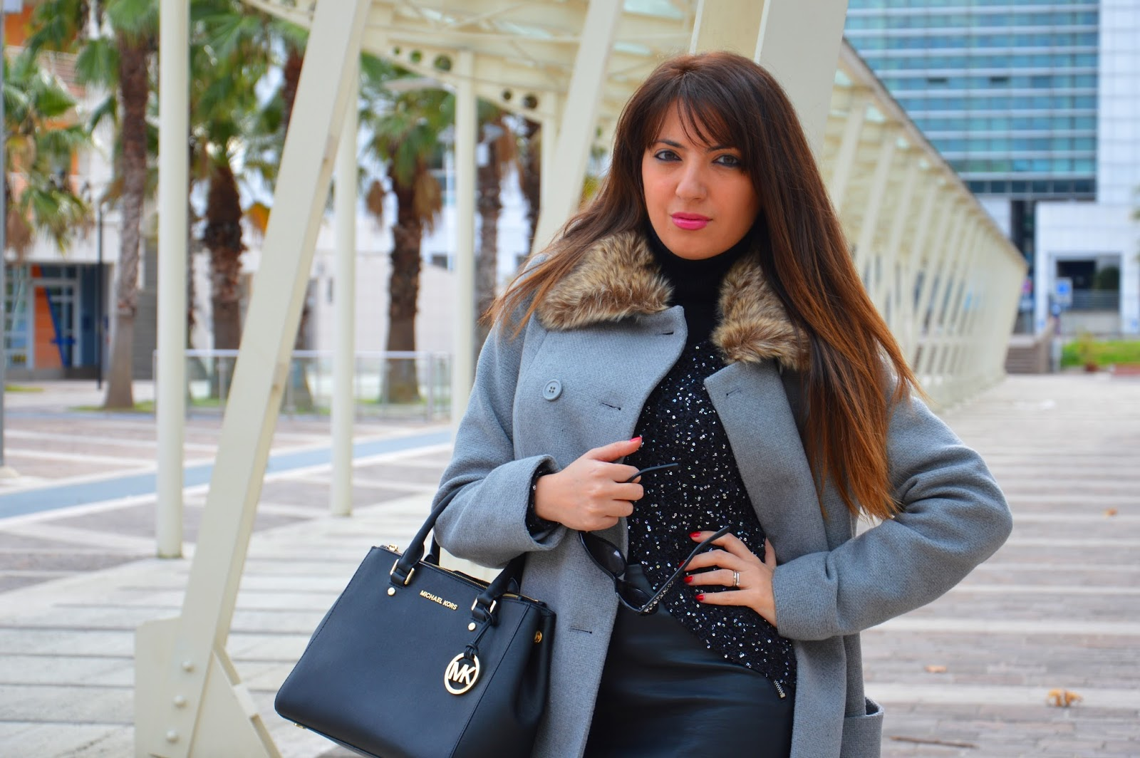 3f6720062533 Chic o casual? Un cappotto Kiabi e due outfit a cui ispirarsi - Just ...