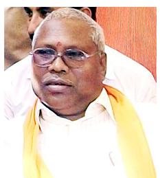 """""""बूढ़े बाजुओं में अब भी दम है जमाने का""""पूर्व मंत्री गणेश राम भगत पर संगठन की नजर,घरवापसी लगभग तय।"""