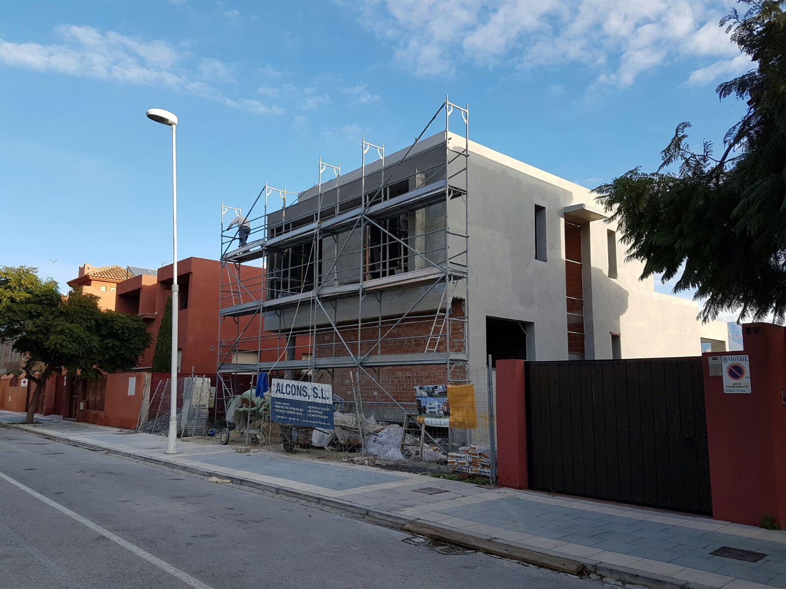 Gij n arquitectura blog seguimiento de obra vivienda for Coste construccion vivienda unifamiliar