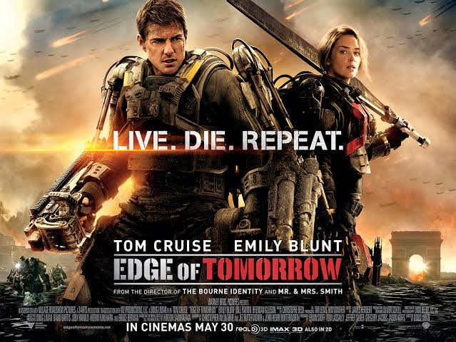 Download Film Edge of Tomorrow (2014)