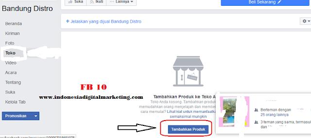 toko online facebook 10